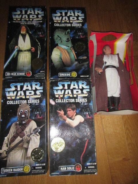STAR WARS vintage Hasbro / Kenner 12