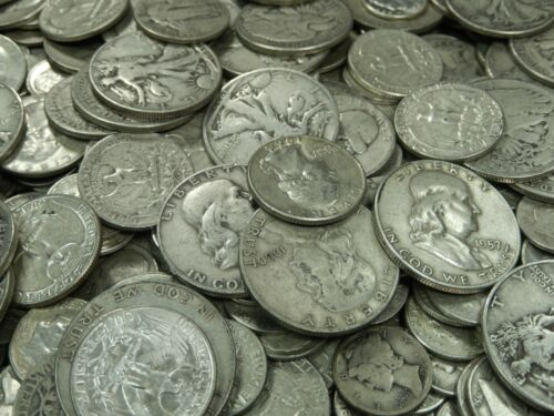 1 ONE TROY POUND LB MIX COINS Lot Old US Coins 90/% Junk Silver BLOWOUT SALE