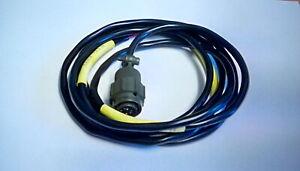 CLANSMAN-BID860-POWER-CABLE-ASSY-CW-2PF-PLUG-NSN-5995-99-791-6006