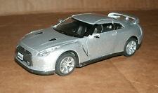 1/36 Scale 2009 Nissan GT-R R35 Diecast Model - GTR Sports Car Kinsmart 5340