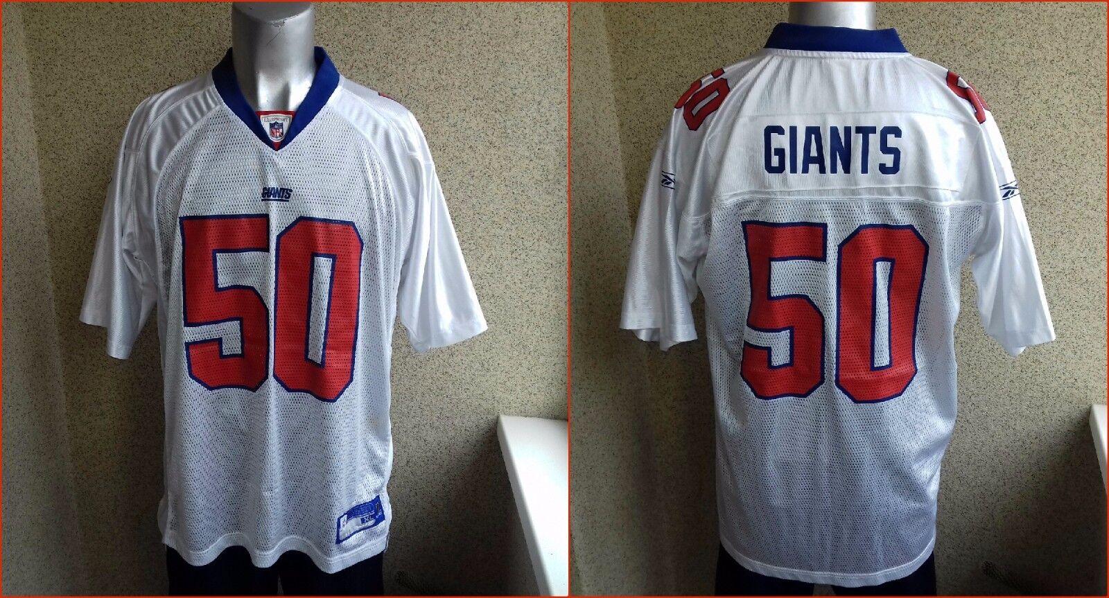NFL New York Giants USA JERSEY XL SHIRT Authentic American Football