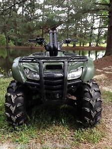 Honda 420 Rancher >> Details About Honda 420 Rancher Snorkel Kit 2007 2013 Twin Snorkel Stacks