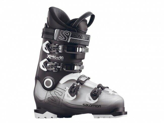 Stiefel Skifahren Allround Salomon X pro R90 Wide