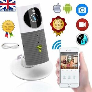 Intelligente-per-CANI-CleverDog-Home-Security-IP-Camera-WIFI-Monitor-Smartphone-Tablet