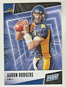 Aaron Rodgers Cal Golden Bears Football Jersey - Gold