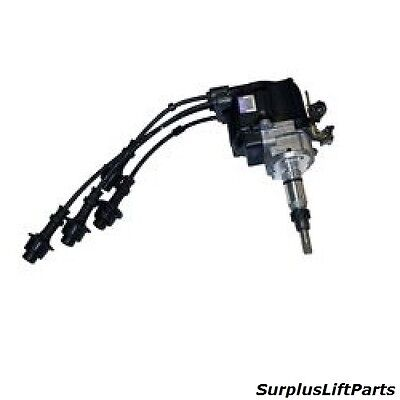 TOYOTA FORKLIFT 4Y 8 SERIES 19040-78150-71  IGNITION DISTRIBUTOR WITH 2 CON DC27