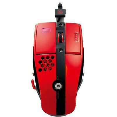 Thermaltake MO-LTM009DTL(Blazing Red) Level 10M Gaming Mouse
