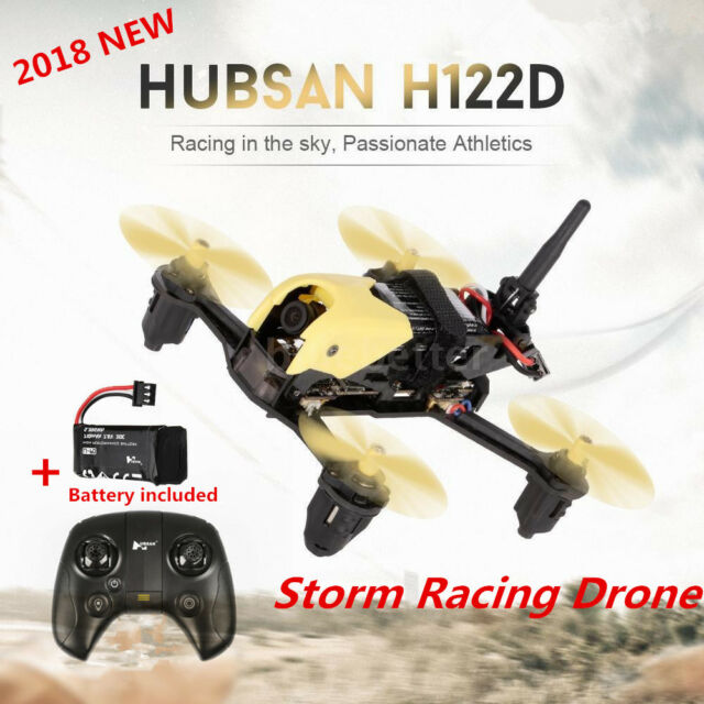 Hubsan X4 H122D Pro Storm FPV Racing Drone with 720P Camera Transmitter, In UK