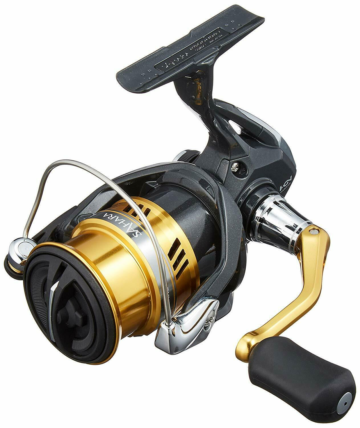 Spinning Reel 17 Sahara 2500HGS SHIMANO From Stylish anglers