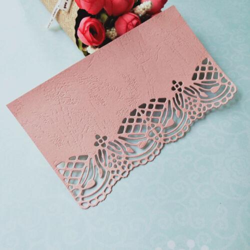 Metal Cutting Dies Cut Lace Edge Frame Background Gate DIY Scrapbook Paper Craft