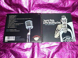 JERRY-FISH-amp-THE-MUDBUG-CLUB-BE-YOURSELF-CD-11-TRACKS-2002