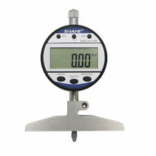 New Shahe Electronic Indicator Digital Depth Gauge 0 100mm Data Output