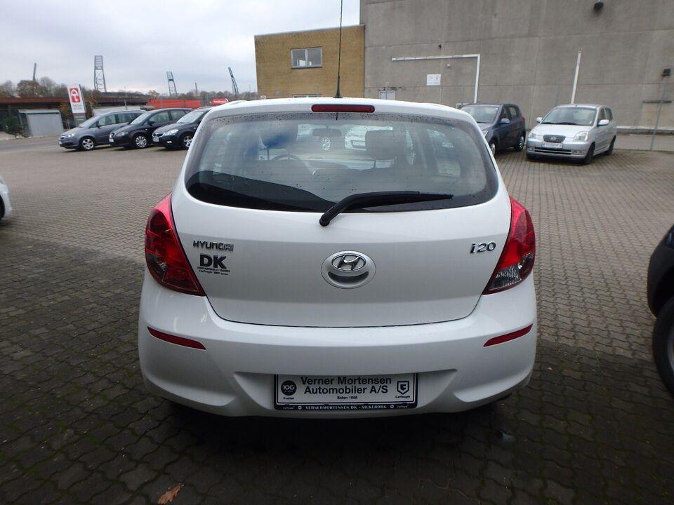 Hyundai i20 1,25 Classic XTR Benzin modelår 2014 km 53000