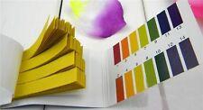 80x pH-Wert Teststreifen Indikatorpapier Alkalinität Wassertest Säure Basen