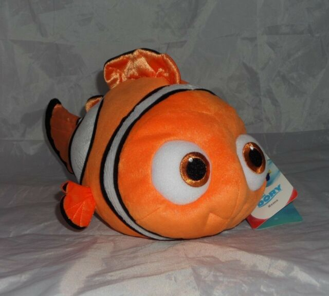 95d8870fd05 Disney Nemo Medium Soft Toy Finding Dory