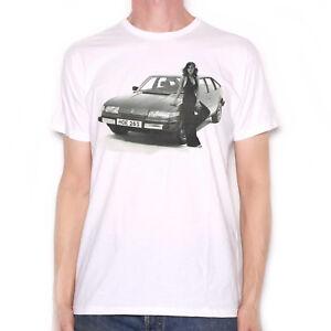 Rover-T-Shirt-SD1-Lady-Promo-Shot-Classic-Leyland-Automotive-Car-T-Shirt