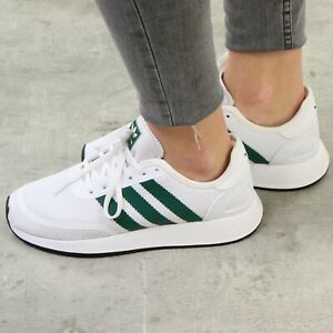 Details zu adidas Originals N-5923 Junior Sneaker Schuhe Kinder Damen  Weiß/Grün CG6948