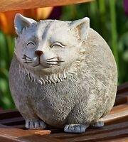 Cat Garden Statue Sculpture Outdoor Indoor Home Porch Yard Lawn Patio Gift Decor