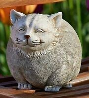 Cat Garden Statue Sculpture Outdoor Indoor Home Porch Yard Lawn Patio Gift Decor