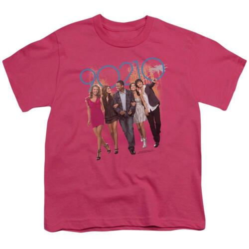 Details about  /Beverly Hills 90210 Walk Down The Street Youth T-Shirt Ages 8-12