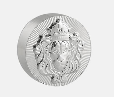 1 x 5 oz .999 Silver STACKER ROUND by Scottsdale Mint 5 oz .999 Silver #A375