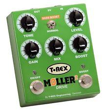 Pédale d'Effet T-REX Moller II Overdrive + Boost