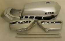 YAMAHA  RD400D  RD250D  MODELS  FULL PAINTWORK DECAL KIT