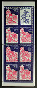 Timbre-FRANCE-FRENCH-Stamp-Yvert-Tellier-Journee-du-Timbre-n-BC2992-n-Y3