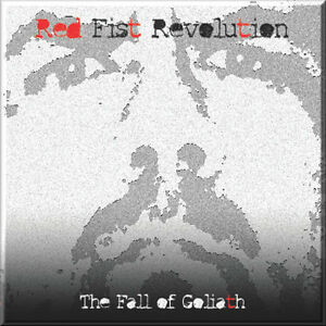 Red-Fist-Revolution-The-Fall-Of-Goliath-NEW-CD