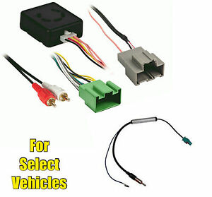 car stereo radio chimes acc databus wire harness adapter combo for rh ebay com gm radio wiring harness adapter GM Steering Column Harness