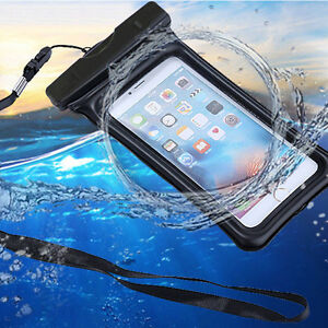 brand new 54f67 7ed4c Details about Floating Waterproof Case Pouch Universal Dry Bag for Samsung  Galaxy S8/S9/Plus+