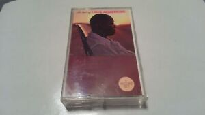 The Best of Louis Armstrong Cassette Tape