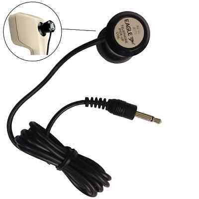 UKDJ Telephone Recording Pickup Coil Suction Cup Microphone 1.5M Cord