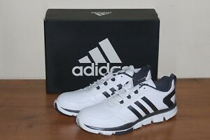 1c1385be620 NWB Adidas Speed Trainer 2 SLT White Carbon Metallic Onix US Men s ...