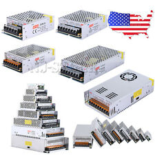 Universal 12V 1//3//5//10//15//20//25//30A Switching Power Supply Driver LED Strip AB