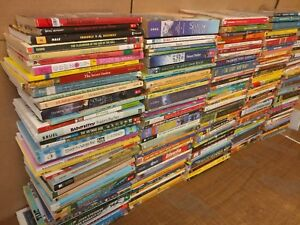 Lot-of-20-Chapter-Youth-Early-Readers-Young-Adults-Children-Book-RL-3-4-5-6-MIX