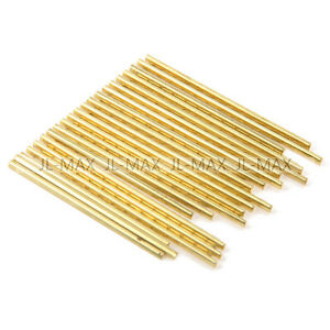 19pcs copper fret wire fretwire set for classical guitar gold ebay. Black Bedroom Furniture Sets. Home Design Ideas