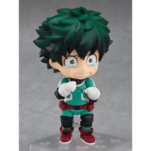 Details About 2019 Cute My Hero Academia Nendoroid 686 Anime Izuku Midoriya Pvc Figure Toy