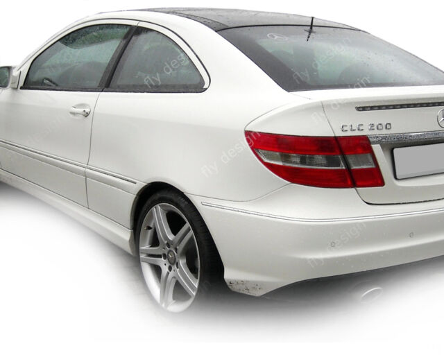Mercedes Benz CLC CL203 W 204 Coupe Autospoiler Rear Spoiler Rear Lip Tuning