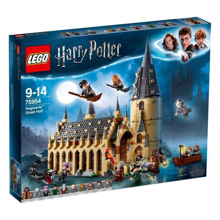 LEGO® HARRY POTTER™ 75954 Die große Halle von Hogwarts™ - NEU & OVP -
