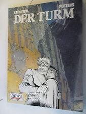 Schuiten Peeters - Der Turm - Softcover - 1. Auflage - Feest - Z. 1-2/2