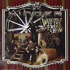 Welcome to The Freakshow 602537198467 by Hinder CD