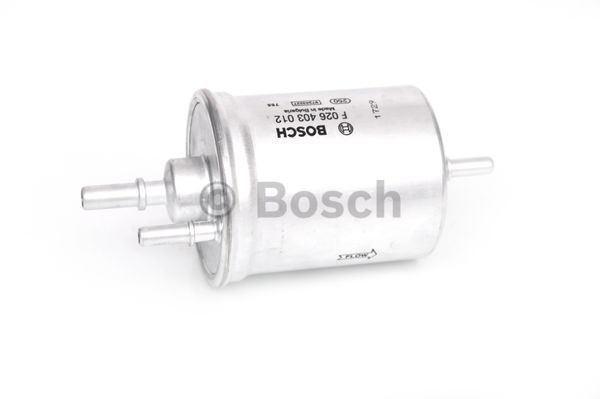 BOSCH ORIGINAL METAL FUEL FILTER F026403012 F3012 AUDI A6 (4F2, C6) RS6 quattro