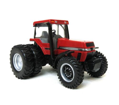 1//64 ERTL AUTHENTICS #7 CASE IH MAGNUM 7250 4WD TRACTOR W// R DUALS