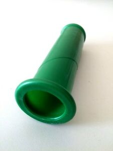 Griffe Schubkarre 32 mm Schubkarrengriffe grün 2 Stück