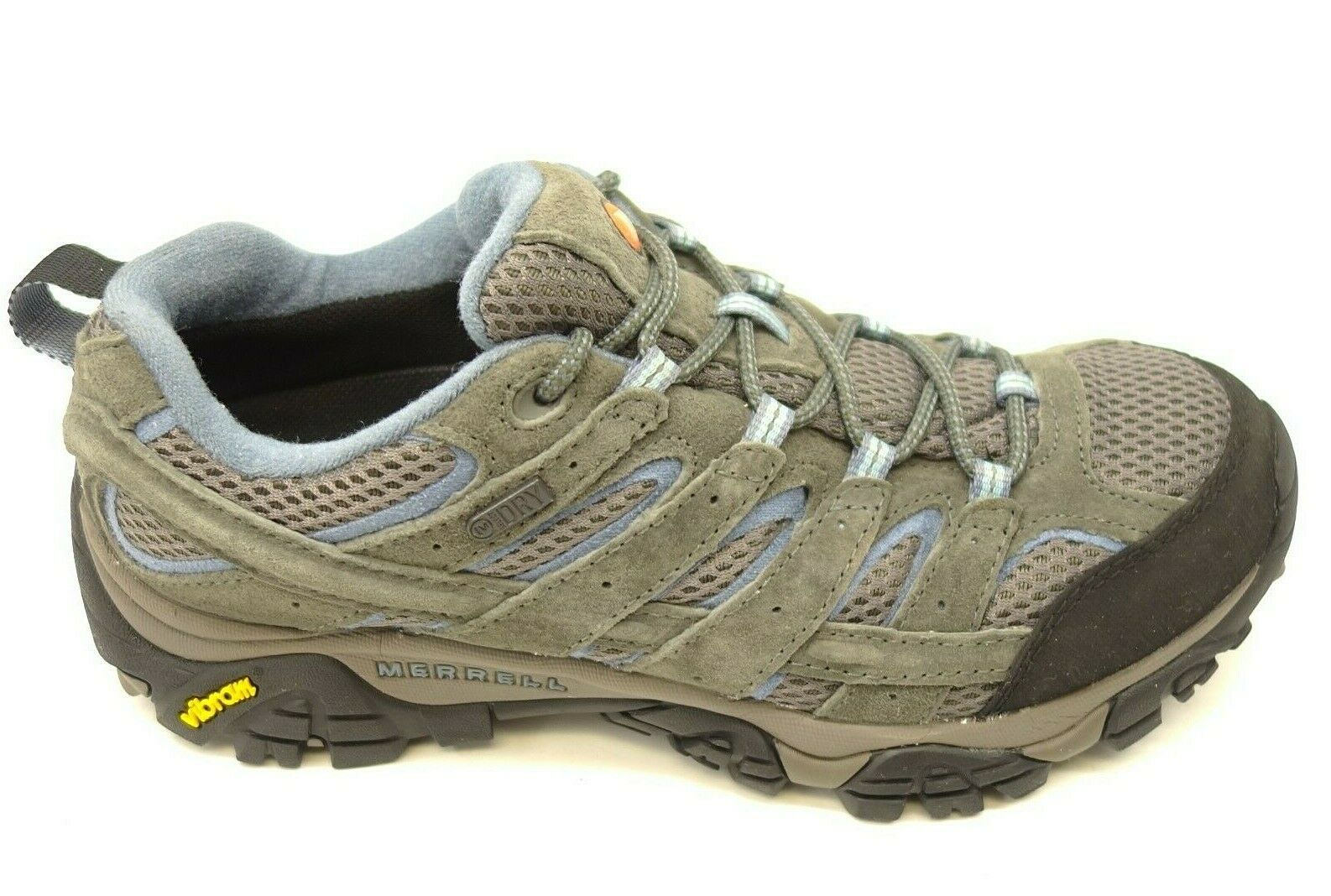 Merrell Moab 2 Sz 9 Low Granite Hiking Waterproof Athletic Womens shoes