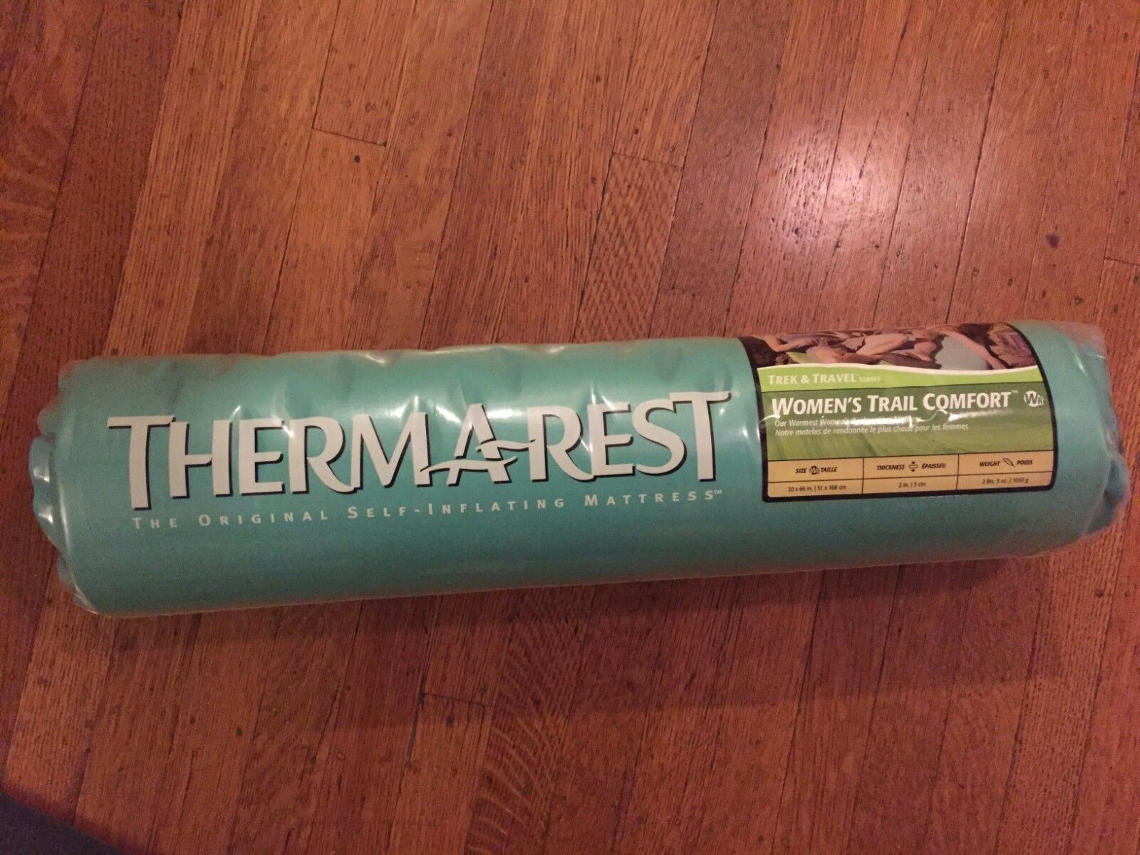 Thermarest Original Self-inflating mattress, womens R