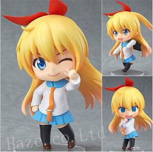 Anime-Collares-Chitoge-Kirisaki-PVC-Figure-Figurine-10cm