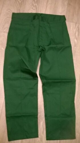Cheap clearance price mens green work hospital vet ambulance NHS NEW trousers