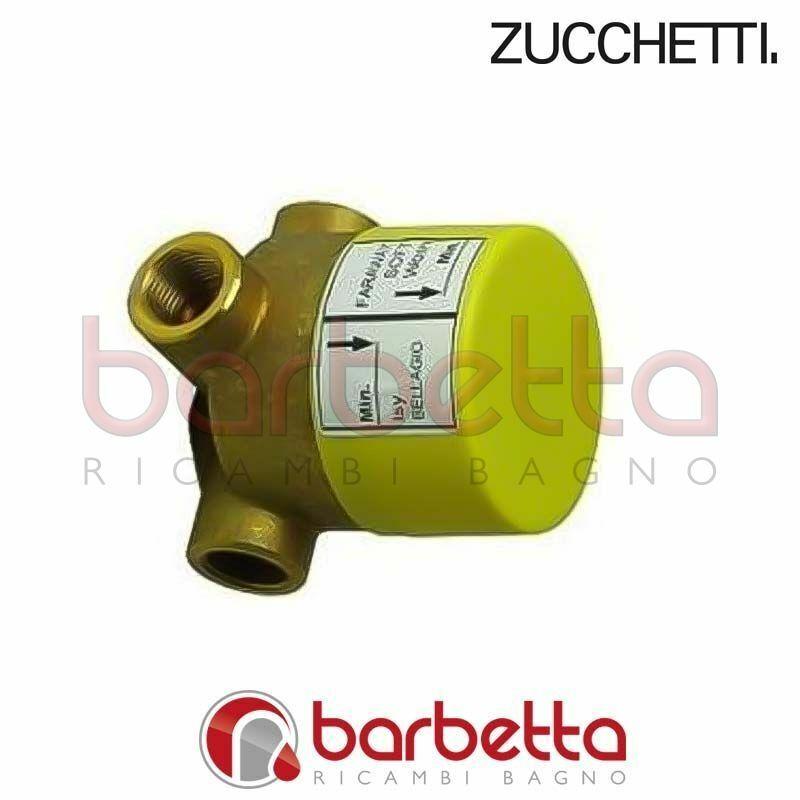 PARTE INCASSO DOCCIA ZUCCHETTI R99613